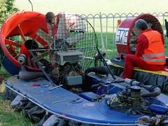 Rennstall Hovercraft (EM 2002)