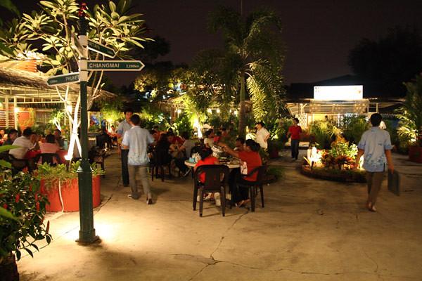 """Thai Garden Village"" malaysia"