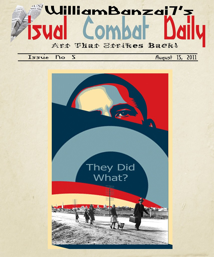VISUAL COMBAT DAILY ISSUE 5