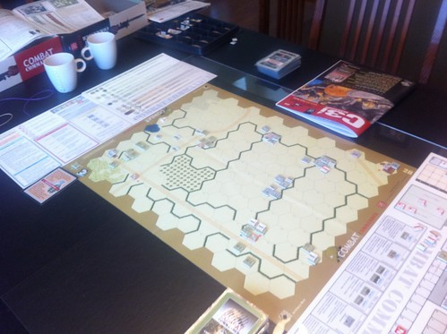 Combat Commander Pathfinder Campaign, phase 2