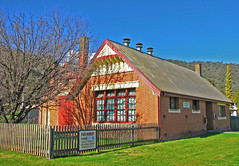 The Old School Museum, Myrtleford, Victoria, Australia (phunnyfotos) Tags: school museum canon australia victoria vic 1870 stateschool northeastvictoria myrtleford ovensvalley phunnyfotos myrtlefordstateschool theoldschoolmuseum