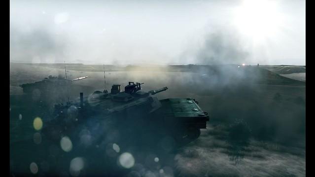Battlefield 3 - Armour Elements