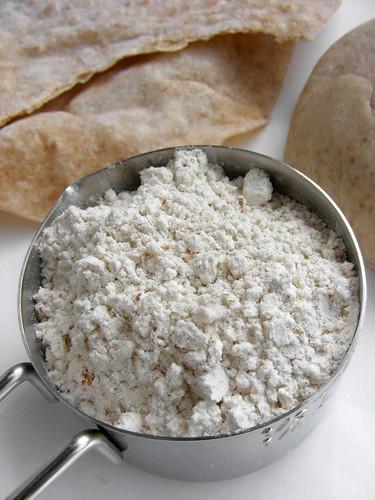 Atta, chapati flour