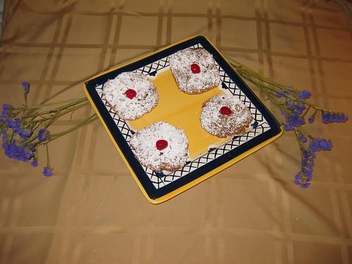 MF Cherry Covered Chocolate Cookies