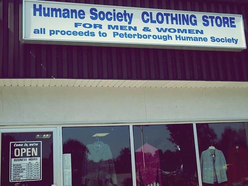 Humane Society Thrift