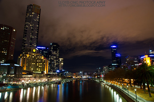 Iconic Melbourne on Yarra View