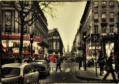 Street life    [Explore FP] (PhotoArt Images) Tags: street paris france sc explore aboveandbeyondlevel1 photoartimages
