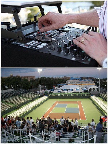 Washington Kastles, DC Tennis Team, DC Corporate DJ, The Wharf in Washington DC