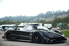 Pagani Zonda R (GHG Photography) Tags: auto california car racecar photography automobile power engine automotive olympus r pebblebeach carbon expensive rare coupe exclusive supercar fastest sportscar zonda horsepower pagani fastcar topgear mostexpensive hypercar e520 ghgphotography