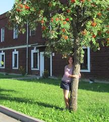 Ольга в Брестской крепости