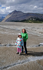 Athabasca Glacier 02 by Clover_1