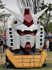 お台場ガンダムプロジェクト2011