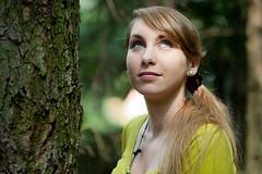 Karin (Norbert Králik) Tags: portrait girl bokeh outdoor karin canoneos5d canonef100mmf28macrousm