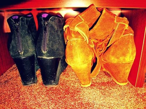 Livingaftermidnite - Shoe Challenge