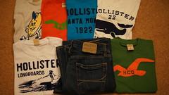 hollisters