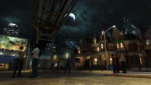 PlayStation Home - Action