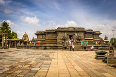 """Belur Temple • <a style=""""font-size:0.8em;"""" href=""""http://www.flickr.com/photos/41711332@N00/6071605979/"""" target=""""_blank"""">View on Flickr</a>"""