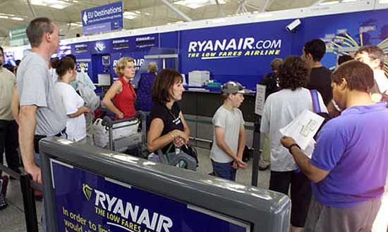 oferta vuelos ryanair