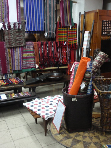 Silahis textiles, Intramuros, Philipines