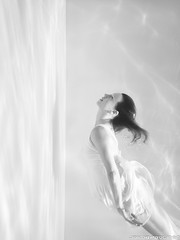 image (kubais) Tags: woman water canon iso100 underwater dress pregnancy pregnant powershot f8 d10 gupr