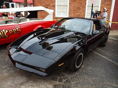 Knight Rider (scott597) Tags: cruise david am michigan detroit dream hasseloff firebird knight pontiac woodward trans rider hoff kitt 2011