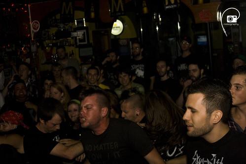Unbreakable Hatred @ Thrashfest 2011