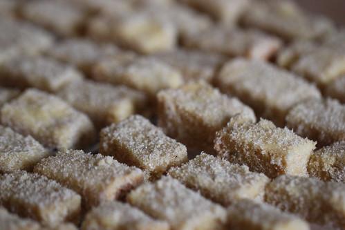 vanilla shortbread - after