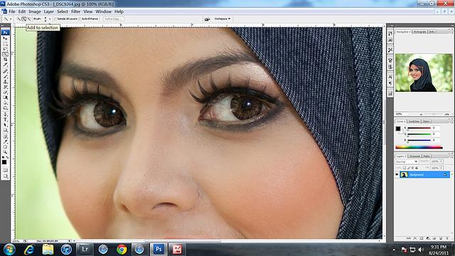 Eye Enhancement - 04