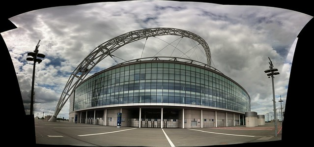 Wembley Stadium Panorama