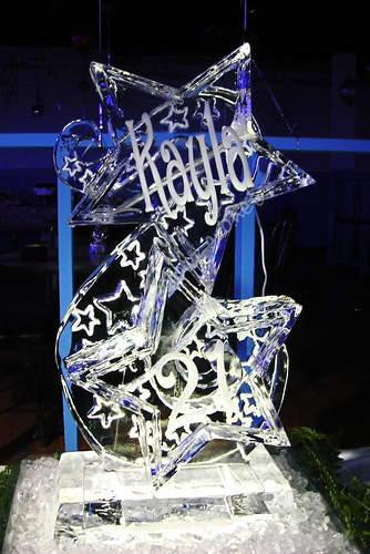 Stars_Custom_Double_Luge ice sculpture