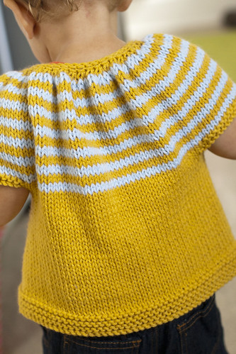 striped smock top for Jane