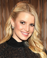 (Exclusive Coverage)   Jessica Simpson backstage at the 2010 Roc
