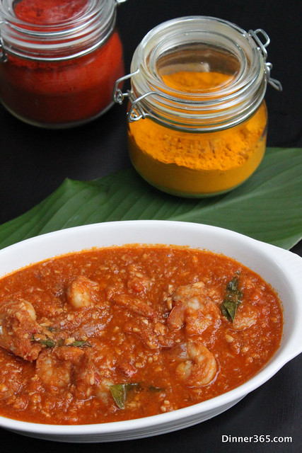 Day 237 - Shrimp Curry
