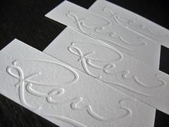 Rene Tate Photography Letterpress & Foil Cards