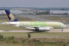 SQ F-WWSH MSN0082 A380 (BRUSSELSSPOTTER) Tags: a380 sq fwwsh msn0082