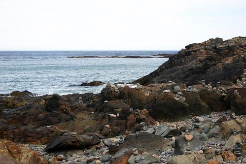 Rocky rocks - Ogunquit, ME