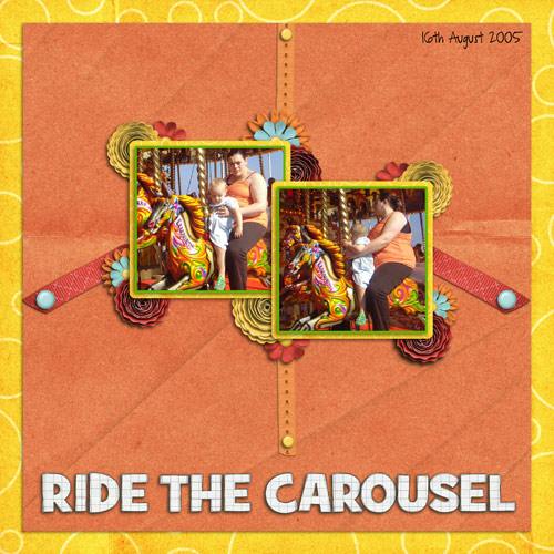 Ride The Carousel by Lukasmummy