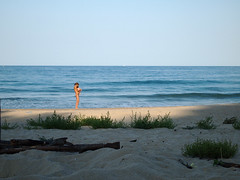 Wild Life (L'imaGiraphe (en travaux)) Tags: sea summer mer beach bulgaria balkans t plage blacksea balkan bulgarie freecamping mernoire karadere