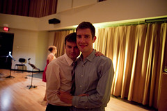 The grooms! (*raffaella) Tags: wedding love couple phil handsome marriage wade danceparty winspear awesomesauce wadeandphilwed wadephil