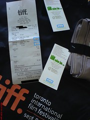 TIFF Fairy, Double Ticketing (a Criminal Provision of Competition Act), 2011 Toronto International Film Festival