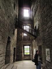 Huntingtower Castle, Perthshire (Ardintigh) Tags: castle scotland perthshire murrays paintedceilings huntingtowercastle ruthvens canonpowershotsx20is twintowerhouses earlsofgowrie earlsoftullibardine