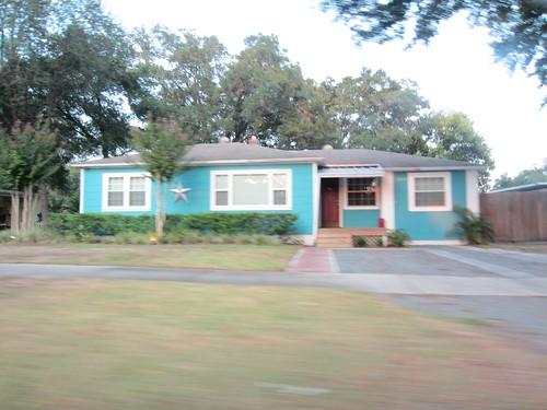 Aqua house