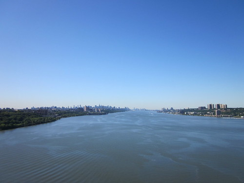 View from the GW bridge