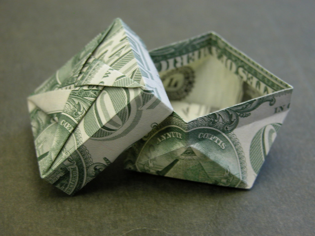 Dollar Bill Origami Box Diagrams All Kind Of Wiring Diagrams