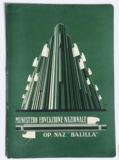 Pagella dell'anno scolastico 1931-1932