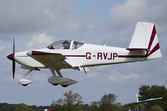 G-RVJP VAN'S RV-9A PFA 320-1436 - 110828 - Little Gransden - Alan Gray - IMG_8548
