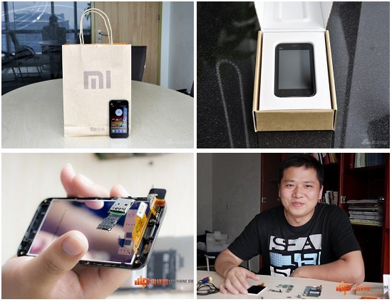 Xiaomi Smartphone [Unbox and Dissect]