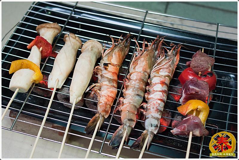 海鮮市集烤肉福箱 (12)