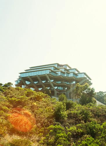 Geisel Library - UC San Diego