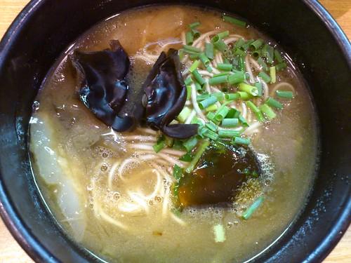 ra110901づゅる麺 豚あじ 〆ラーメン